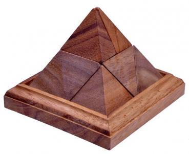 Pyramiden Puzzle